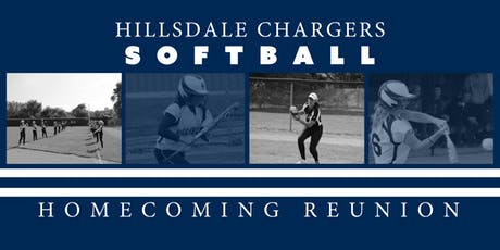 2019 Chargers Softball Homecoming Reunion tickets