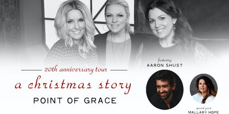 Point Of Grace - A Christmas Story Tour | North Augusta, SC tickets