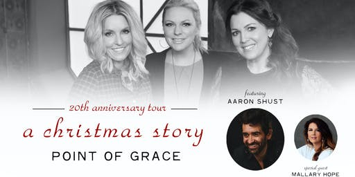 Point Of Grace - A Christmas Story Tour | Alexandria, LA