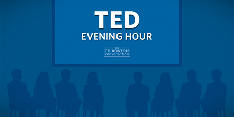 TED Evening Hour –  Analyzing Our Obsession with Speed tickets