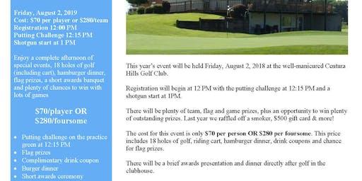 12th Annual SUNHEAT Open Golf Tournament