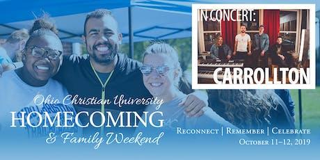 Ohio Christian University Homecoming tickets