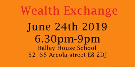 Wealth Exchange. Learn the secrets the banks dont tell you tickets