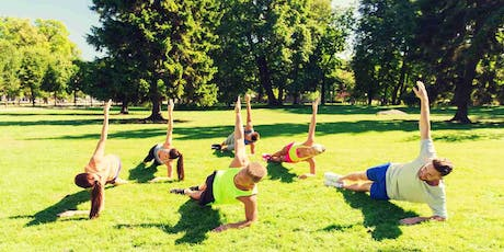 Outdoor Bootcamp Saturday's at Riverdale! tickets