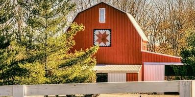 Barn Quilt Class 11/9/19