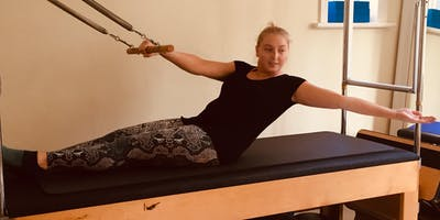The July Equipment Sessions - Reservation Request for Private and Group Studio Pilates on Reformer, Cadillac and Chair