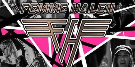 Concerts in the Chapel: Femme Halen(Tribute to Van Halen) tickets