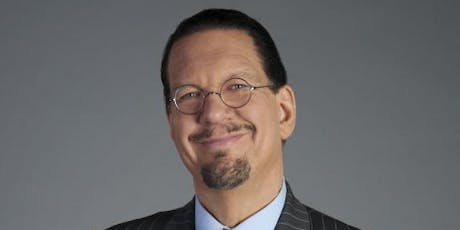 Penn Jillette  tickets