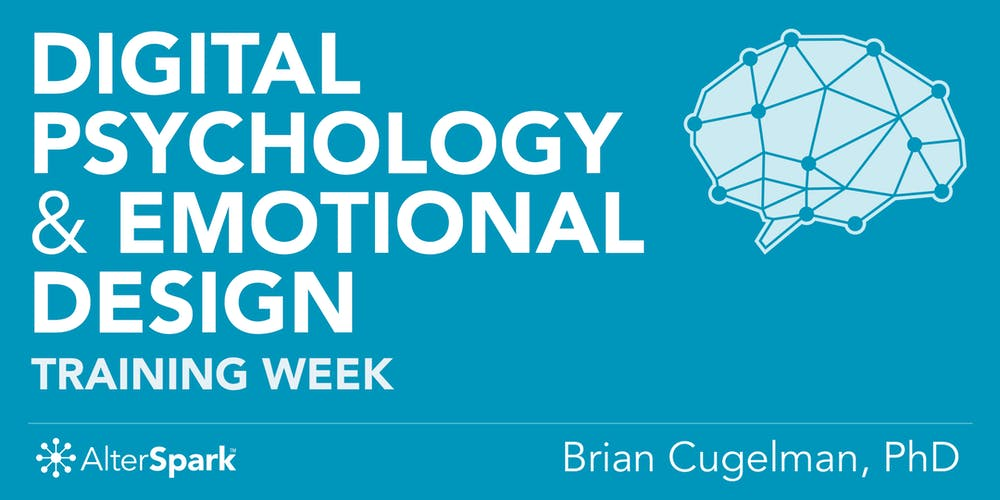 Digital Psychology & Emotional Design - Training Week