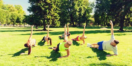 Outdoor Bootcamp at Trinity Bellwoods Park! tickets