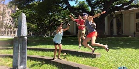 Amazing Let's Roam Honolulu Scavenger Hunt: Royal Views Of Honolulu! tickets