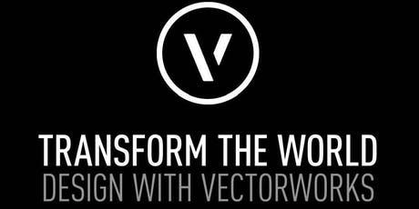 Vectorworks Vision Essentials Seminar  tickets