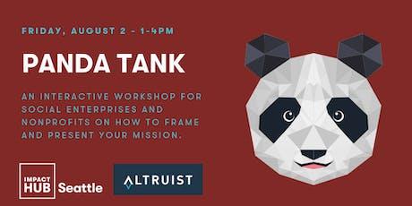 Panda Tank tickets