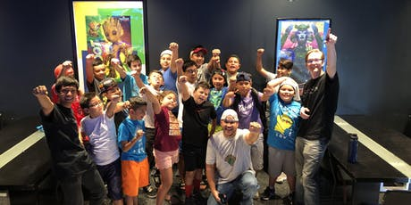 ESports Summer Camp, M-F 9am-1pm, includes full week of July 22nd - July 26th tickets