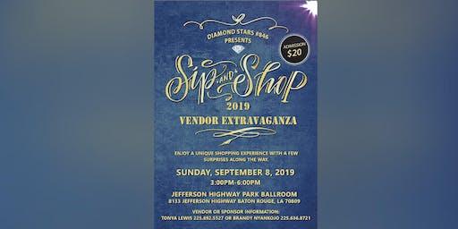 2019 Sip N Shop Vendor Extravaganza