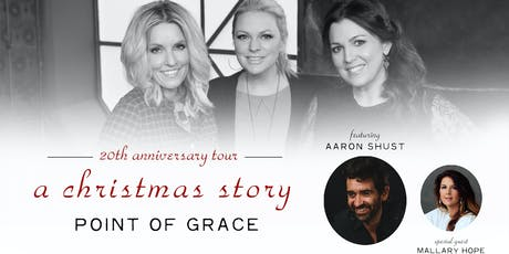 Point Of Grace - A Christmas Story Tour | Murfreesboro, TN tickets