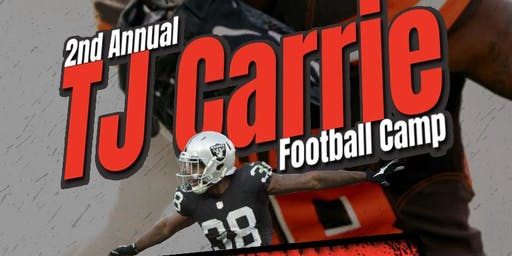 2nd Annual TJ Carrie Football Camp