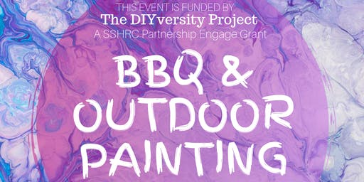 BBQ and Outdoor Painting