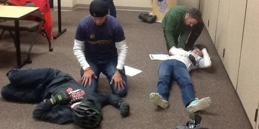 CPR/NICA Approved First Aid - Saturday, July 20 - La Crosse WI - 8:00am until 6:30pm