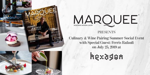 Summer Social Event Presented by MarQuee Magazine