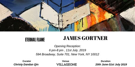 James Gortner Gallery Exhibition LIVE AT VILLAGEONE tickets