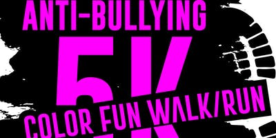 #BeAFriend Anti-Bullying 5k Color Fun Run/Walk