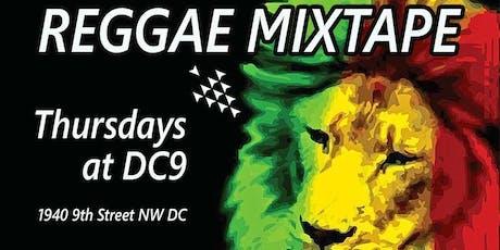 Reggae Mixtape tickets