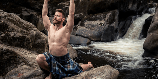 A Day of Yoga with Finlay Wilson