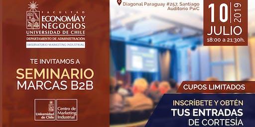 Seminario de Marcas B2B