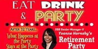 Yvonne's Retirement Party