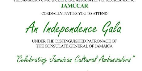 JAMCCAR Independence Gala and Scholarship Awards tickets