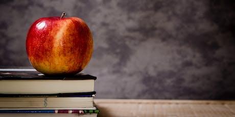 [WEBINAR] Classroom Management: Managing Challenging Behaviors tickets