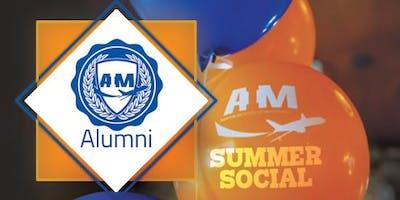 AIM Houston Alumni   Topgolf