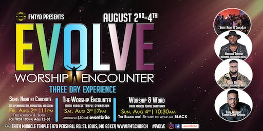 "EVOLVE ""Worship Encounter"""