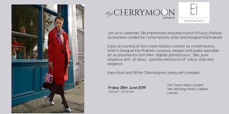 The Cherry Moon Presents : Ella Impressions tickets