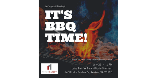 Join us for a Summer BBQ!!