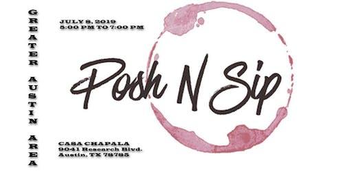Posh N Sip Greater Austin, TX Area