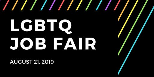LGBTQ Job Fair Attendees