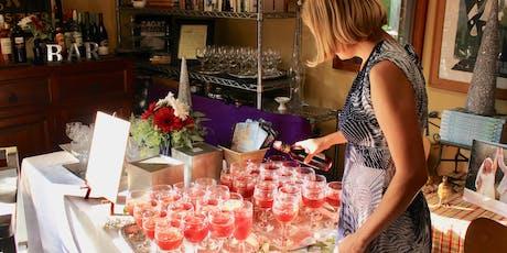 Nibbles & Sips ~ SUMMER Tapas al Fresco & Catalan Cocktails tickets