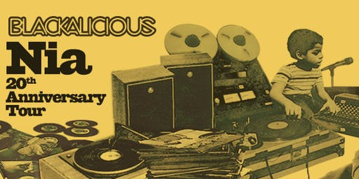 Blackalicious - Second Show Added