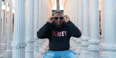 Ras Kass w/ DJ InDJnous, T-K.A.S.H, DJ True Justice & K.E.V., Alia Sharieff tickets