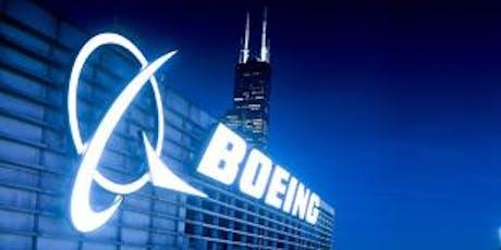 Boeing & Corporate Philanthropy - a conversation with Gina Breukelman  tickets