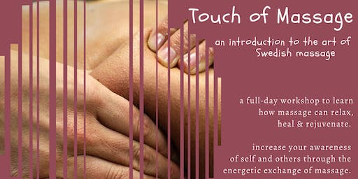 Touch of Massage