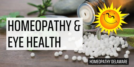 Homeopathy and Eye Health tickets