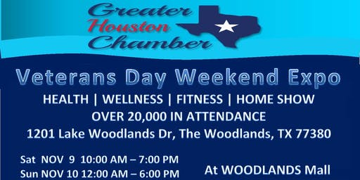 Veterans Day Weekend Expo