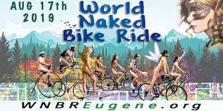 World Naked Bike Ride (WNBR) Eugene 2019 tickets