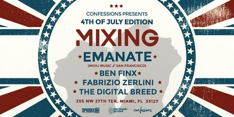 MIXING at Barter Wynwood tickets