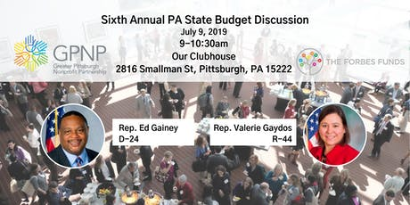 Sixth Annual PA State Budget Discussion tickets