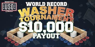 World Record Washer Tournament