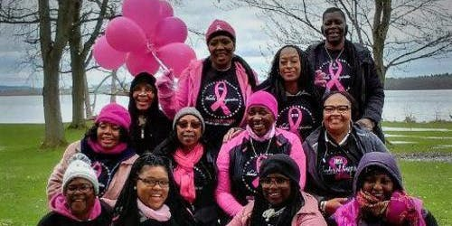 """""""Pink on Purpose"""" Breast Cancer Walk 2019"""